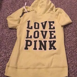 Pink Victoria secret sweater